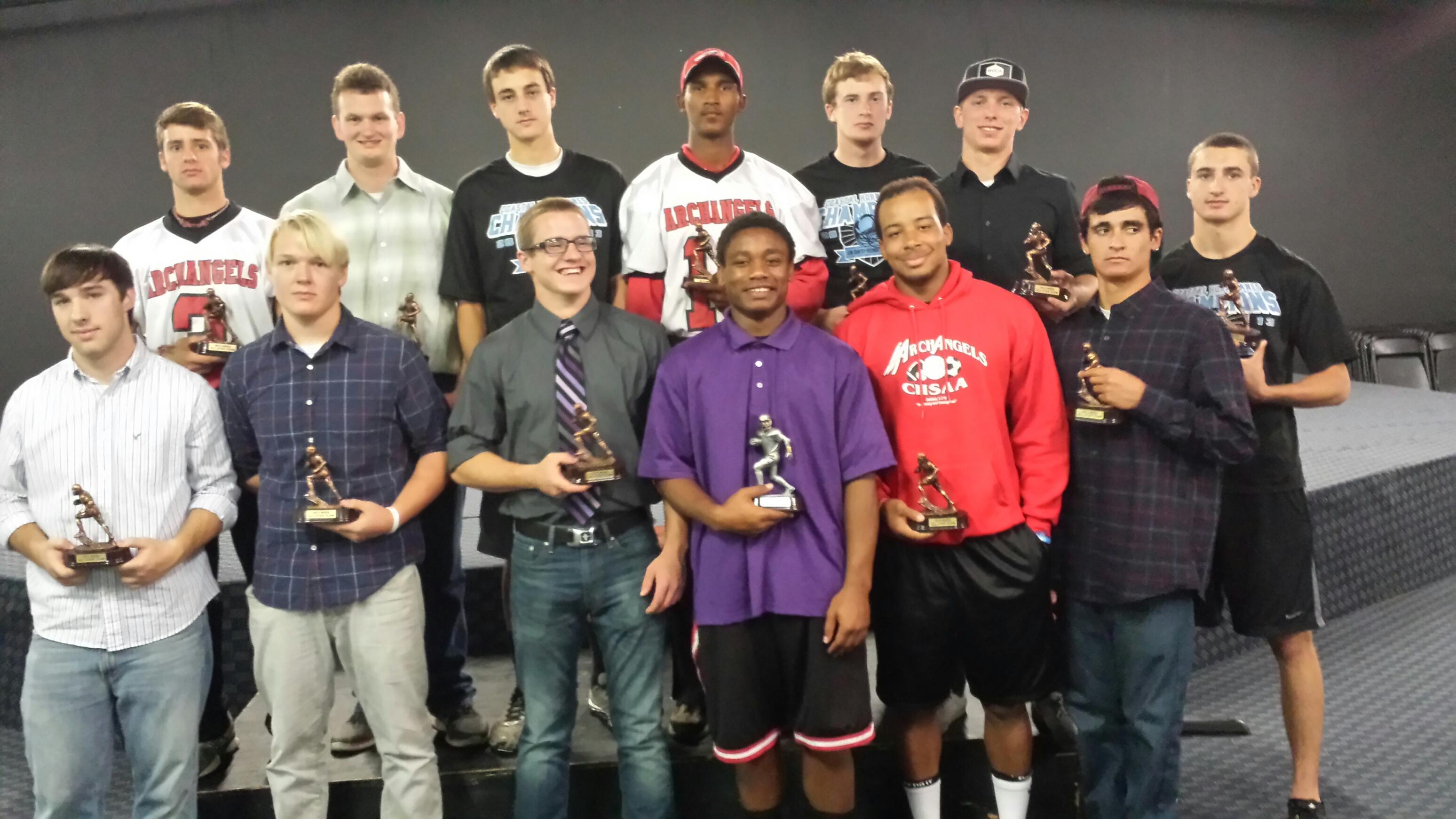 2013 NHSA All-Stars