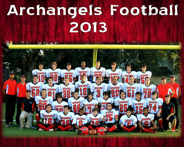 ArchAngels 2013 Team Pix