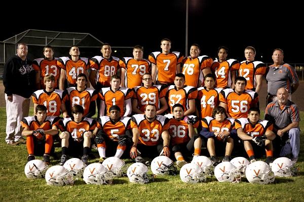 Bakersfield Vols 2013 Team Pix