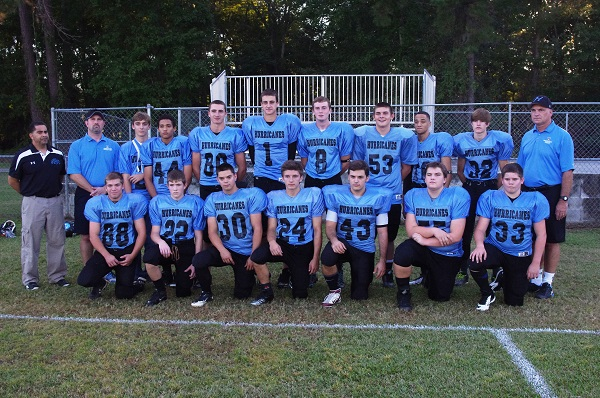 Coastal Hurricanes 2013 Team Pix
